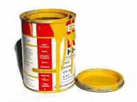 bucket of paint lead