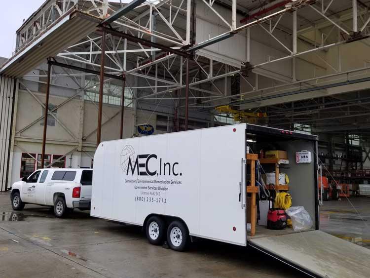 MEC Truck