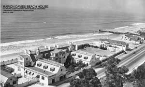 Marion Davies beach house project