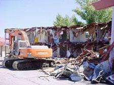 demolition nasa